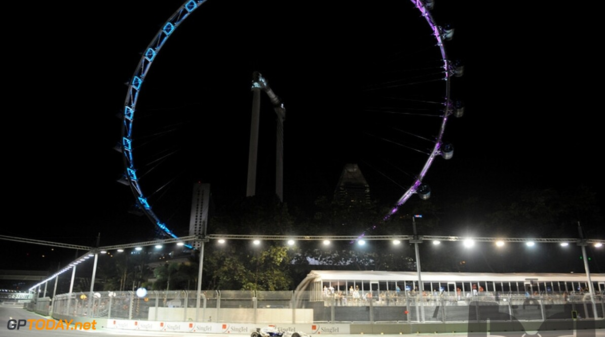 Grand Prix van Singapore krijgt twee FIA-awards