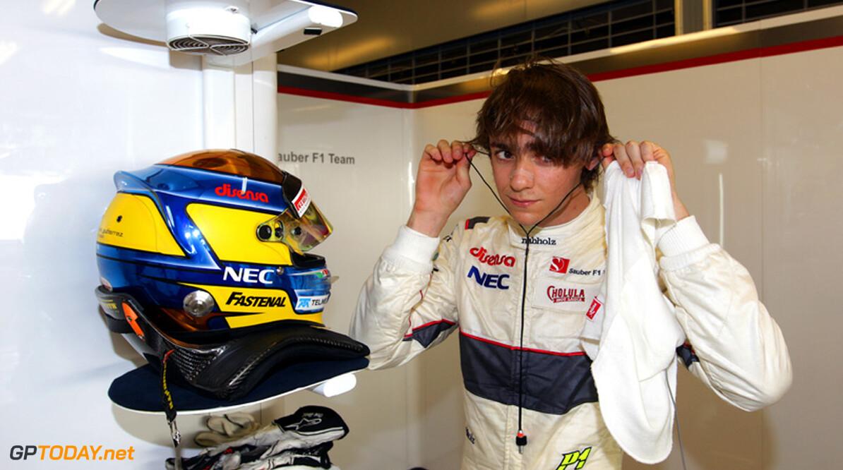 Sauber bevestigt Hulkenberg en Gutierrez op shortlist voor 2013