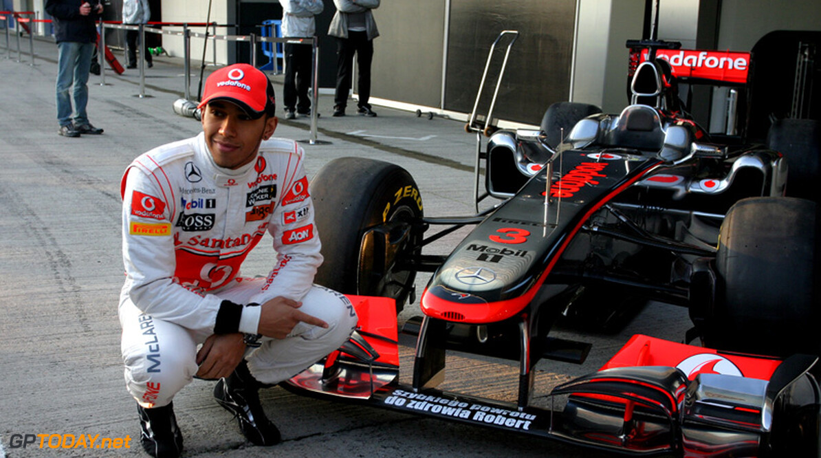 McLaren zet beterschapswens voor Kubica op MP4-26