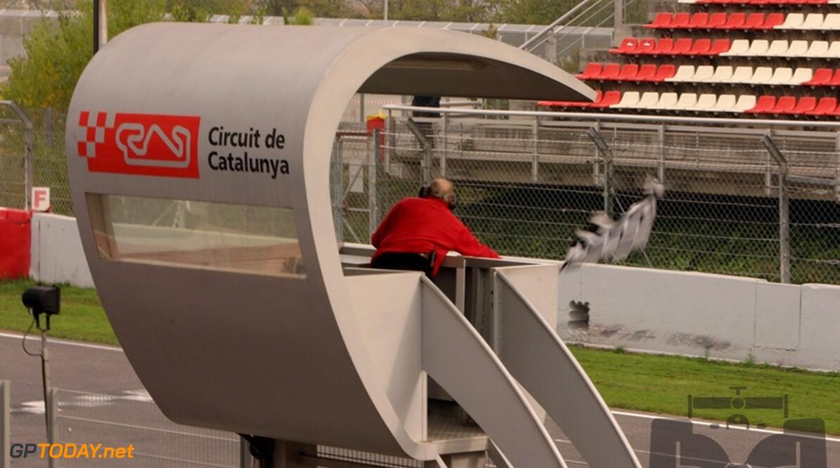 Circuit de Catalunya gaat paddock renoveren