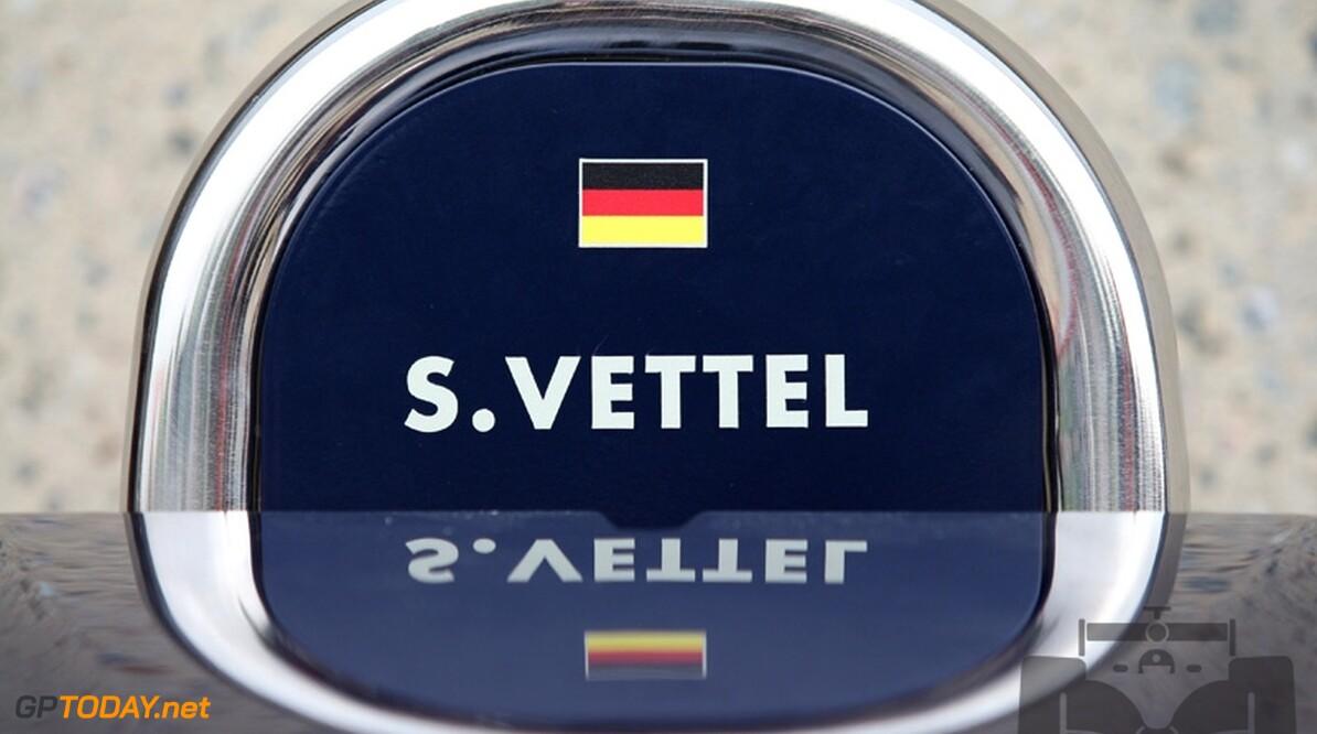 Tweejarig contract voor Vettel bij Red Bull Racing