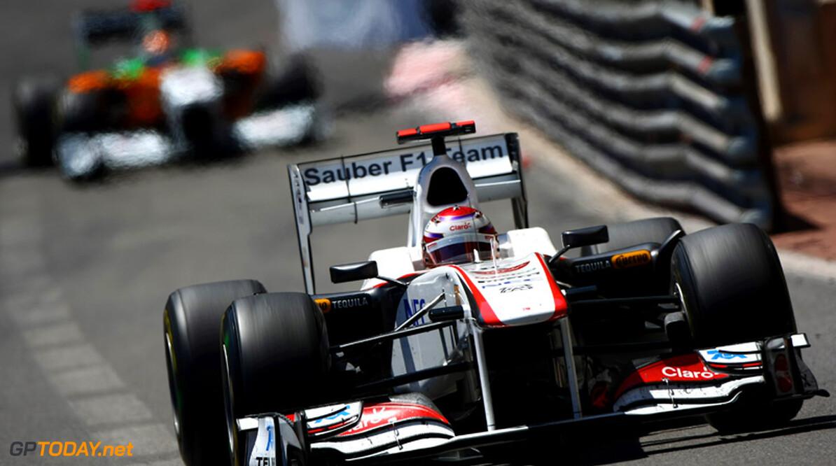 Kamui Kobayashi zweert contract bij Sauber uit te dienen