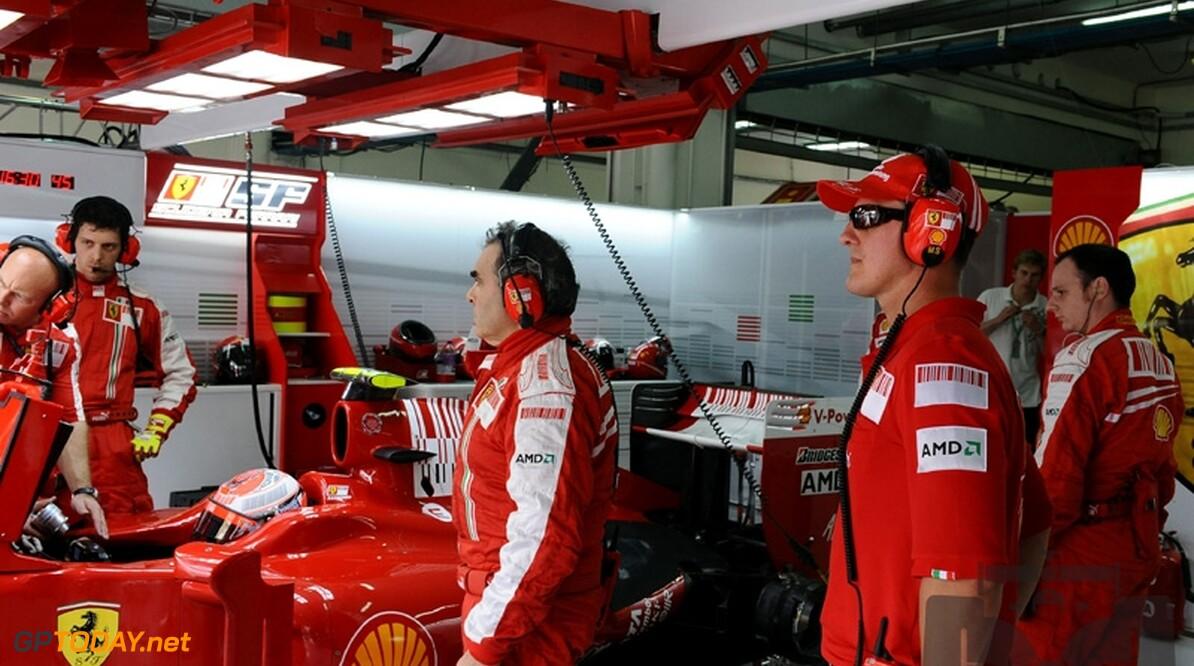 Michael Schumacher betrokken bij keuze Ferrari voor Alonso