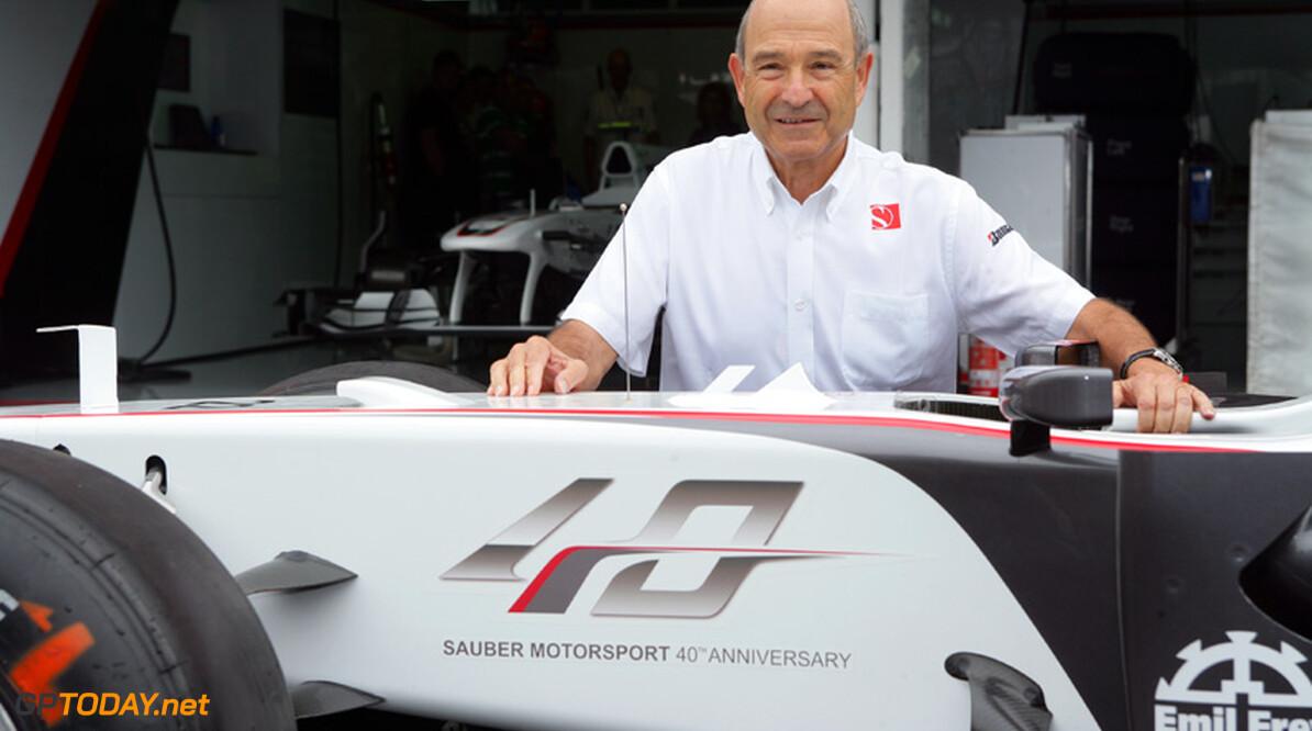 Peter Sauber van plan binnen drie jaar afscheid te nemen