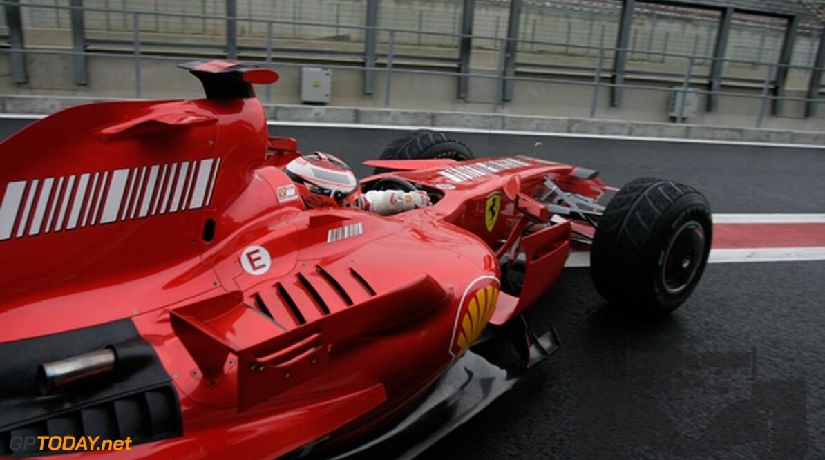 Raikkonen voelt weer liefde voor de Formule 1