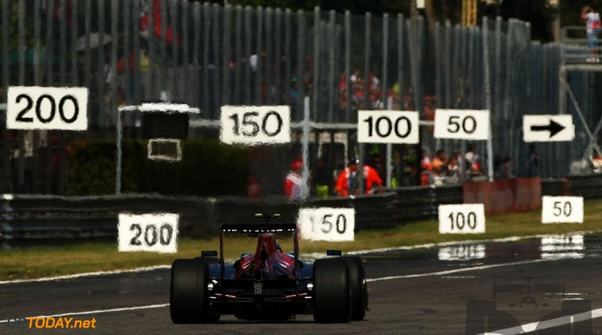 Toro Rosso verandert line-up niet voor volgend seizoen