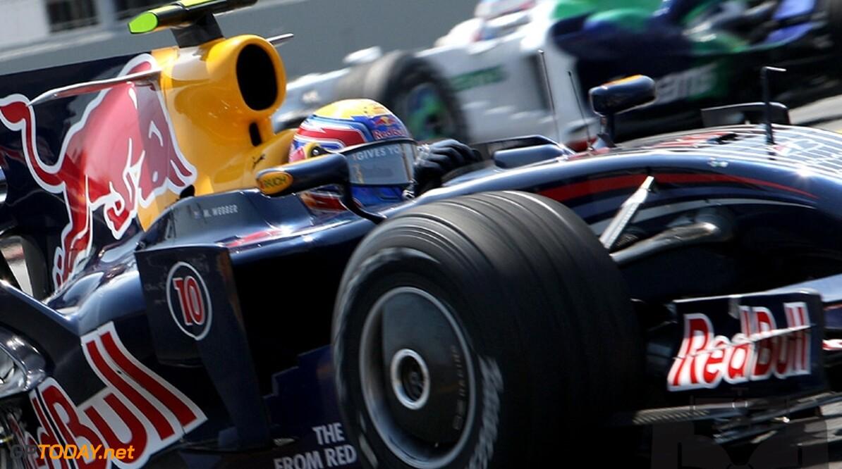 Webber roept Red Bull Racing op tot betere prestaties