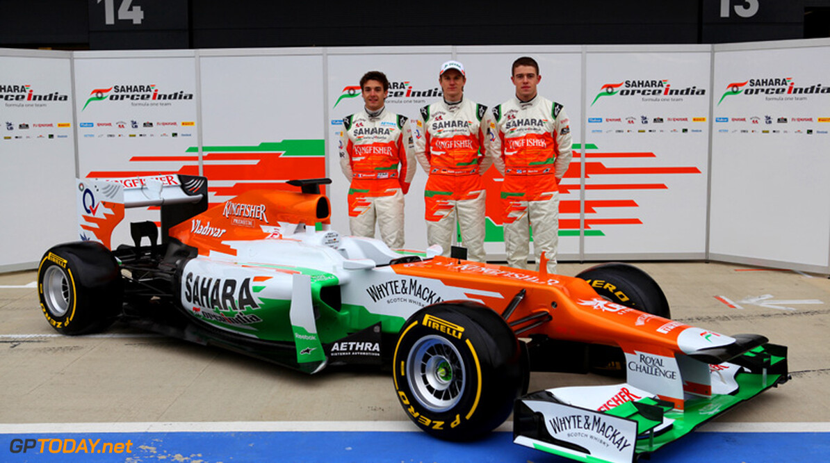Force India in 'no rush' to decide 2013 drivers