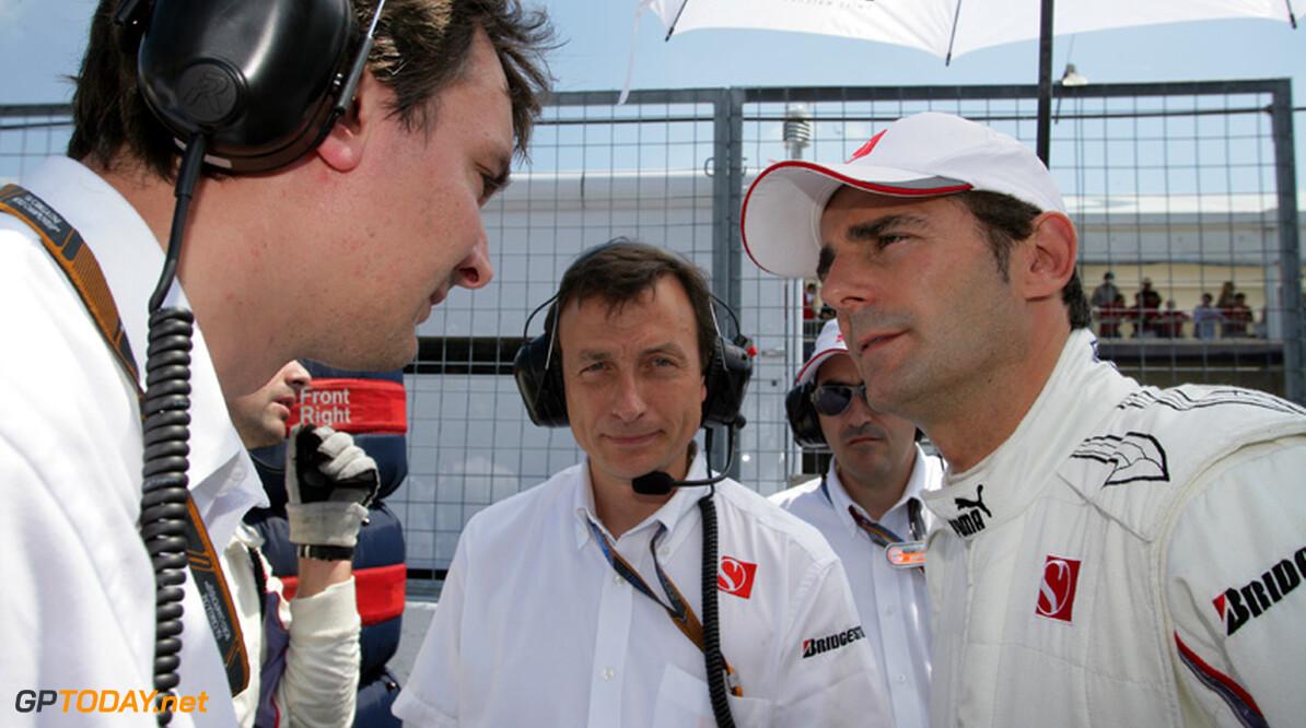 Pedro de la Rosa verrast over plotselinge ontslag bij Sauber