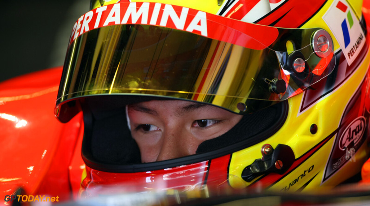 Rio Haryanto linked to Manor seat for 2016