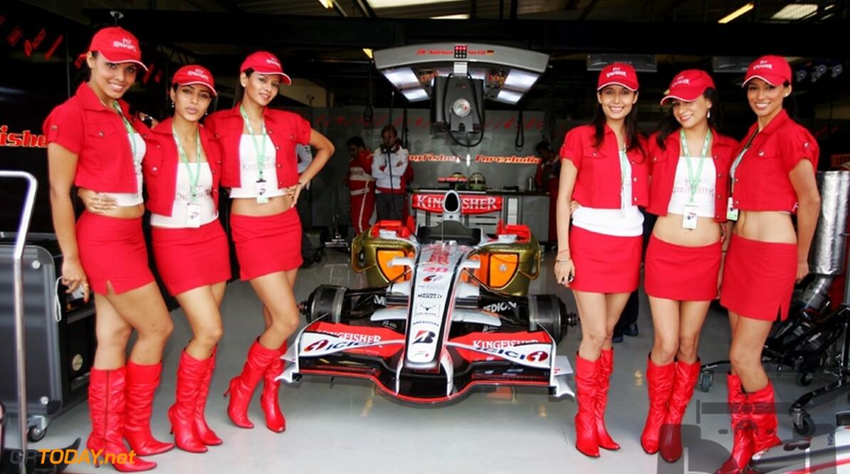 Force India wil motorleverancier voor 2009 snel onthullen
