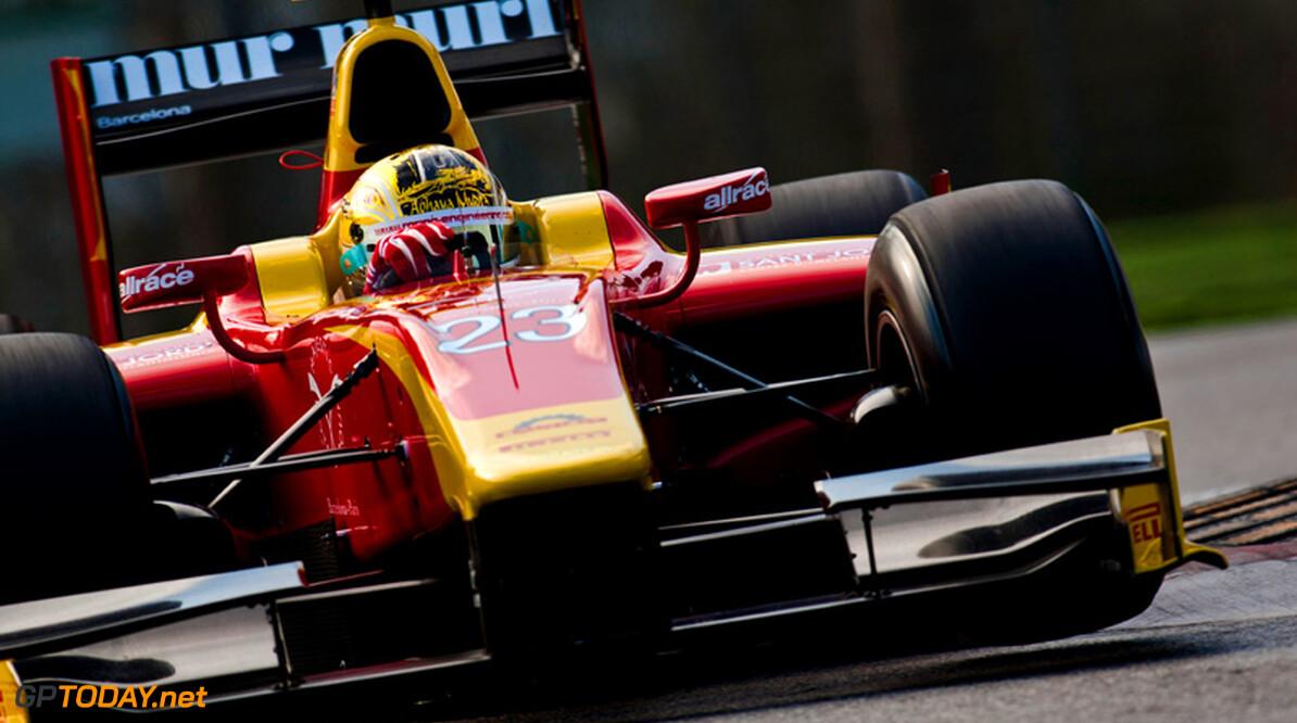 Racing Engineering met Leimer en Berthon bij races in Abu Dhabi