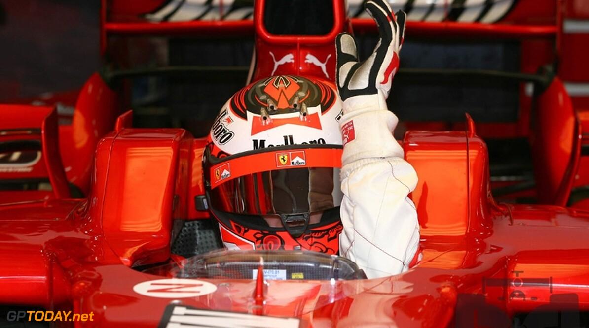 Raikkonen verliest auto van 200.000 euro uit het oog