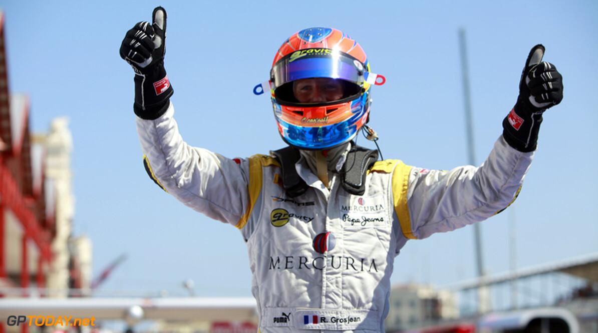 Romain Grosjean hoog op het lijstje bij Lotus Renault GP