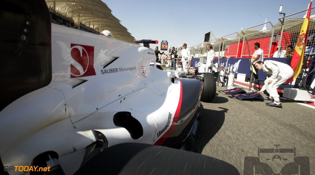Sauber focust zich bij zoektocht naar sponsors op 2011