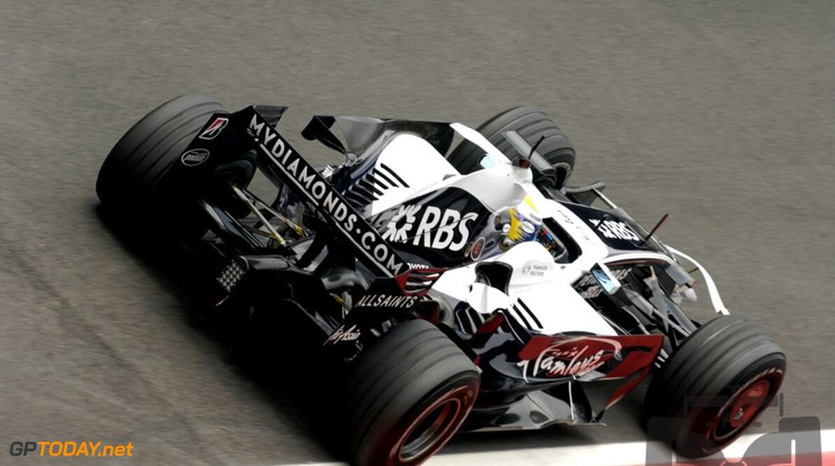 Williams niet van plan Rosberg te laten gaan