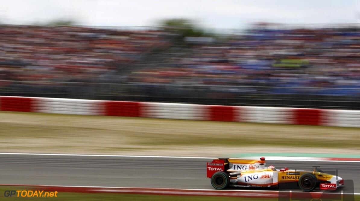 Renault uitgesloten van deelname aan Europese Grand Prix