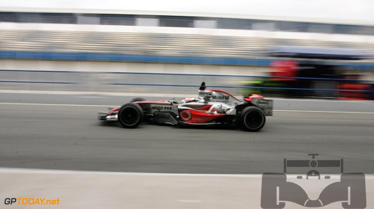 VT2: McLaren slaat terug, Ferrari ver weg