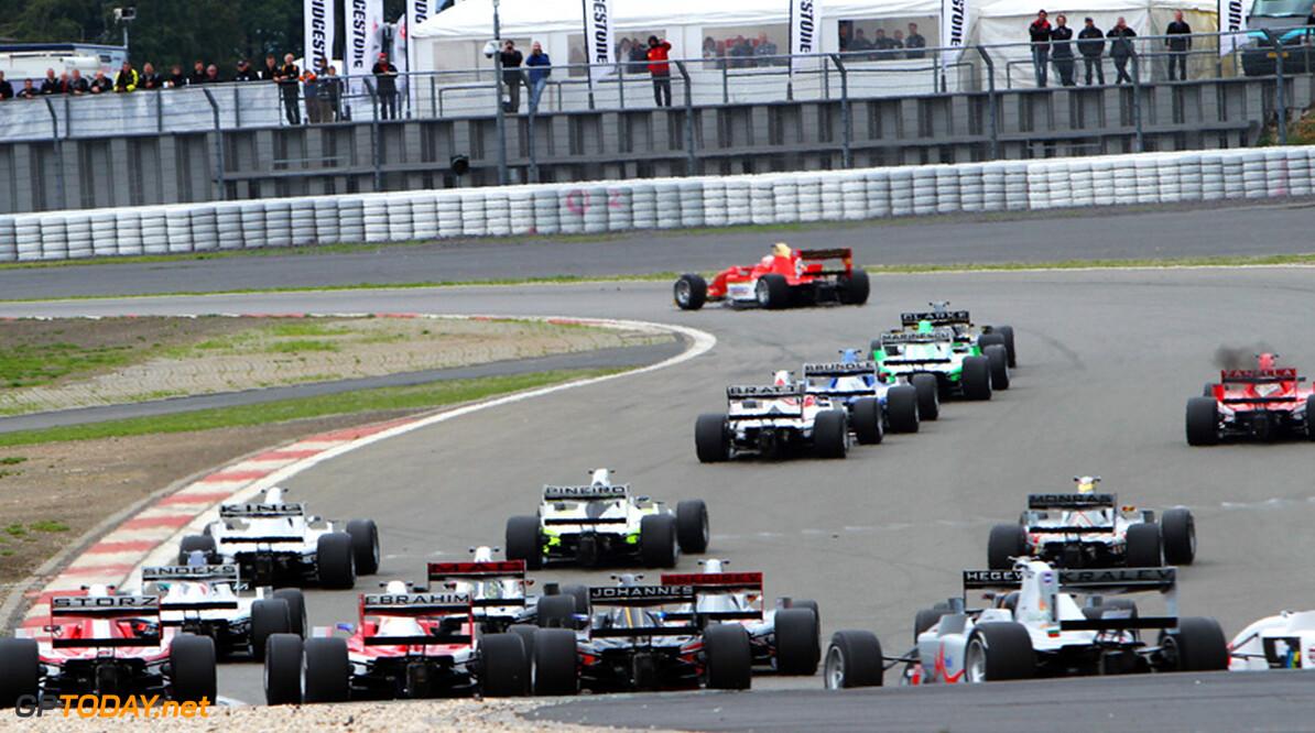 Formule 2 test voor het einde van 2011 nog twee keer in Spanje