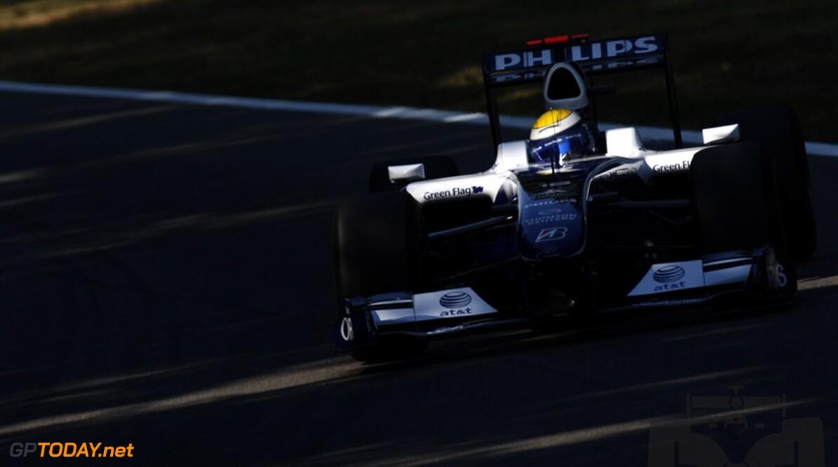 'Rosberg tekent bij Brawn GP voor 2010'