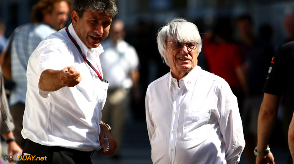 Another witness backs Ecclestone's defence in court