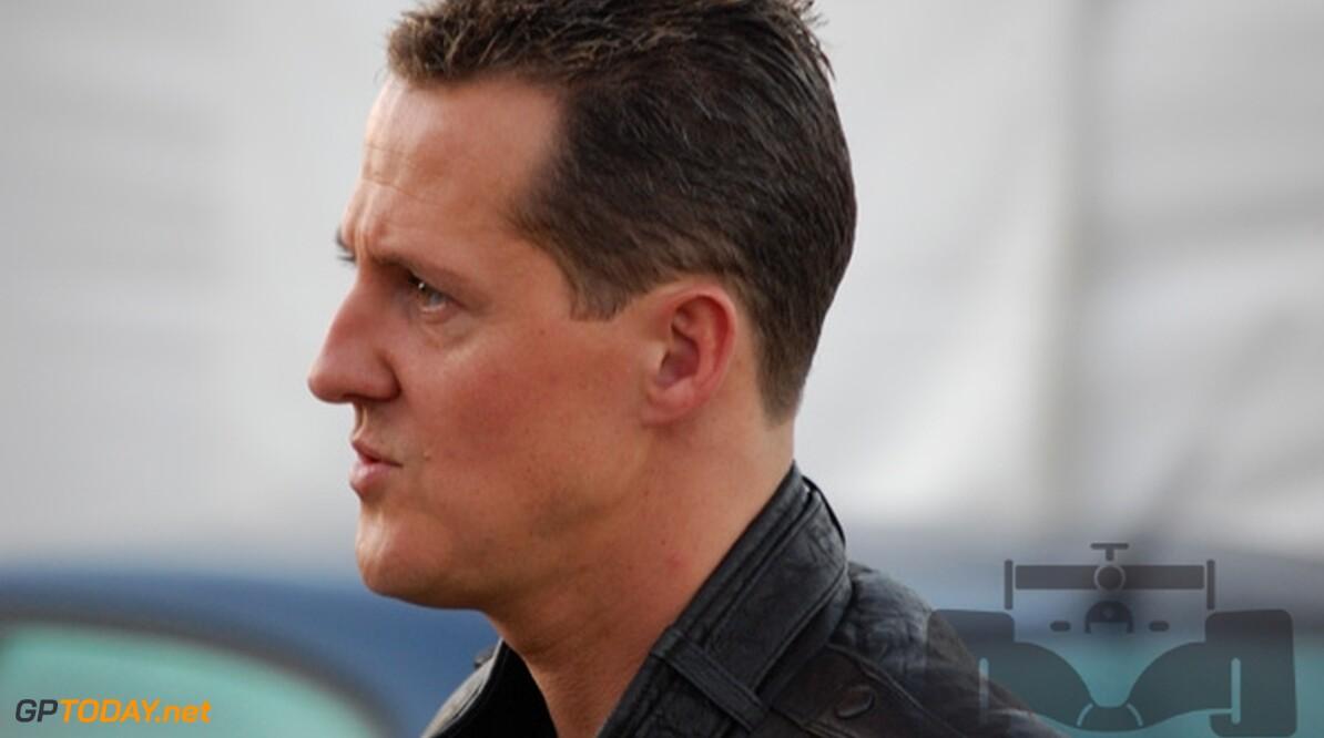 Michael Schumacher krijgt tot 2014 nog 35 miljoen