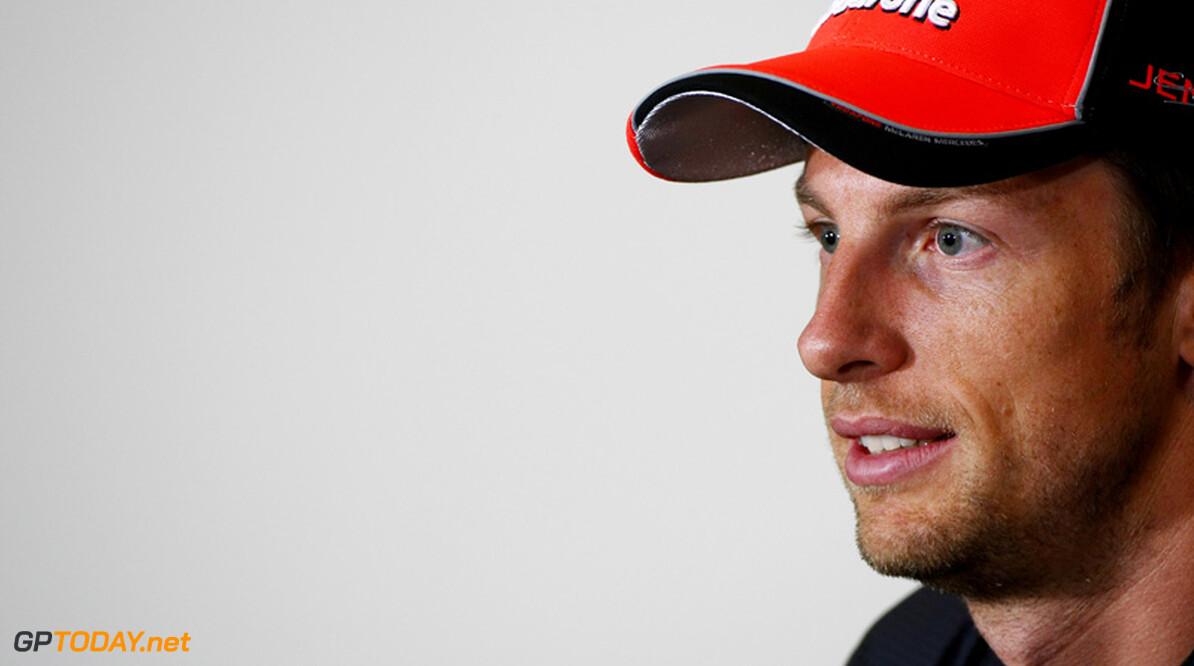 Jenson Button beste Britse coureur met vijfde startplaats