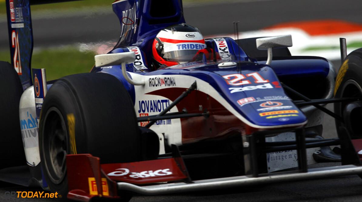 Trident Racing met Leal en Richelmi bij finaleraces in Abu Dhabi