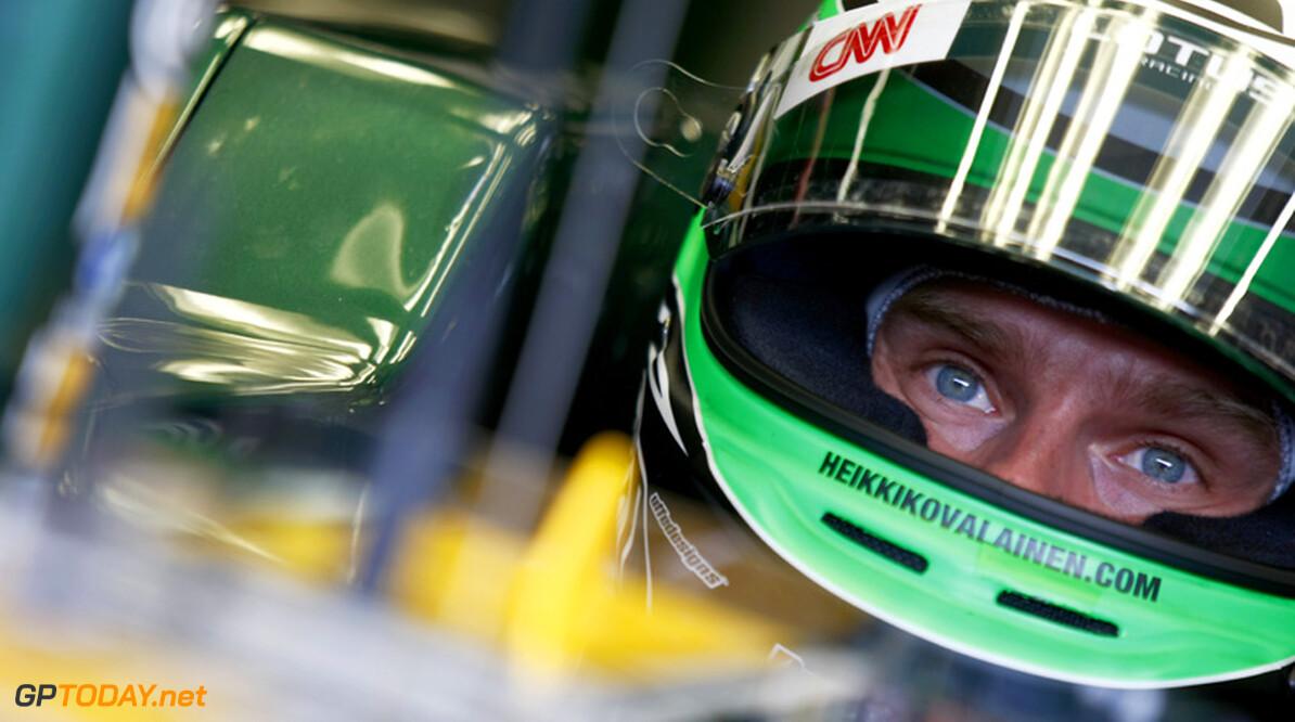 Heikki Kovalainen ontkent uitspraken over management