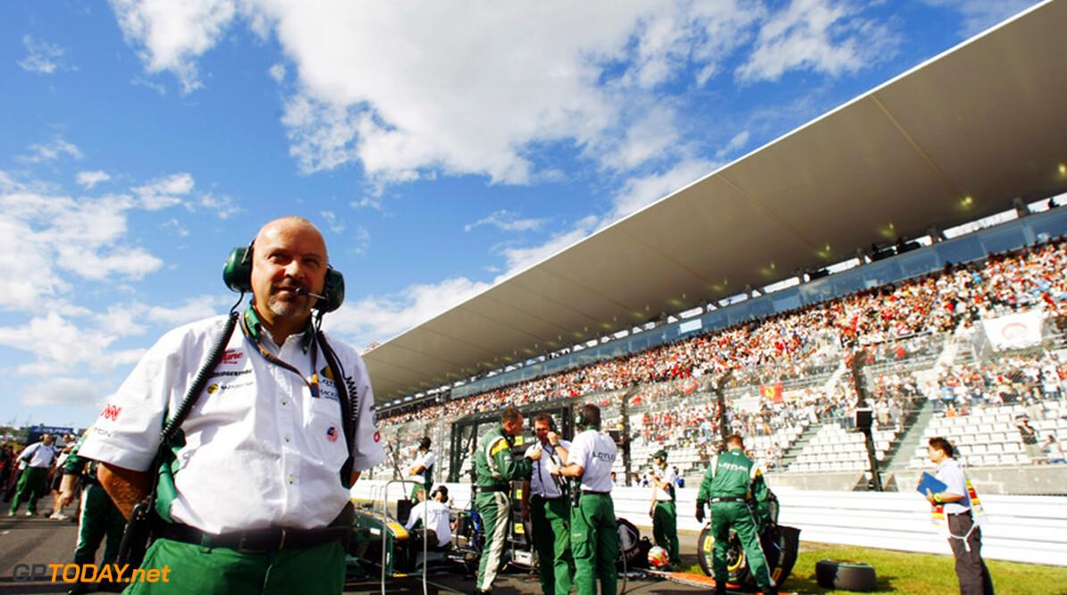 Lotus F1 Racing zet met GP2-team in op bandenvoordeel