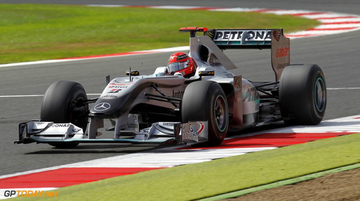 Stewart verwacht spoedig afscheid van Michael Schumacher