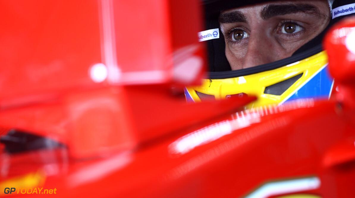 Fernando Alonso kan leven met vijfde startplaats in Hongarije