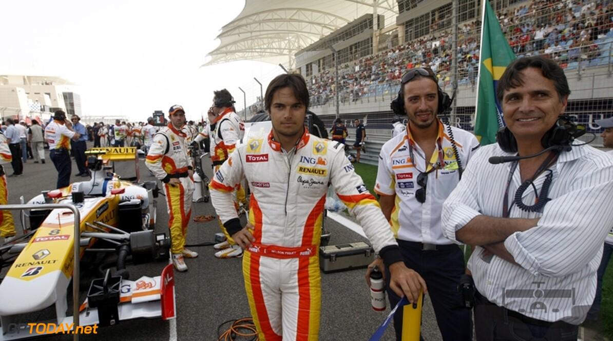 Felipe Massa nodigt Nelson Piquet uit voor kartevenement