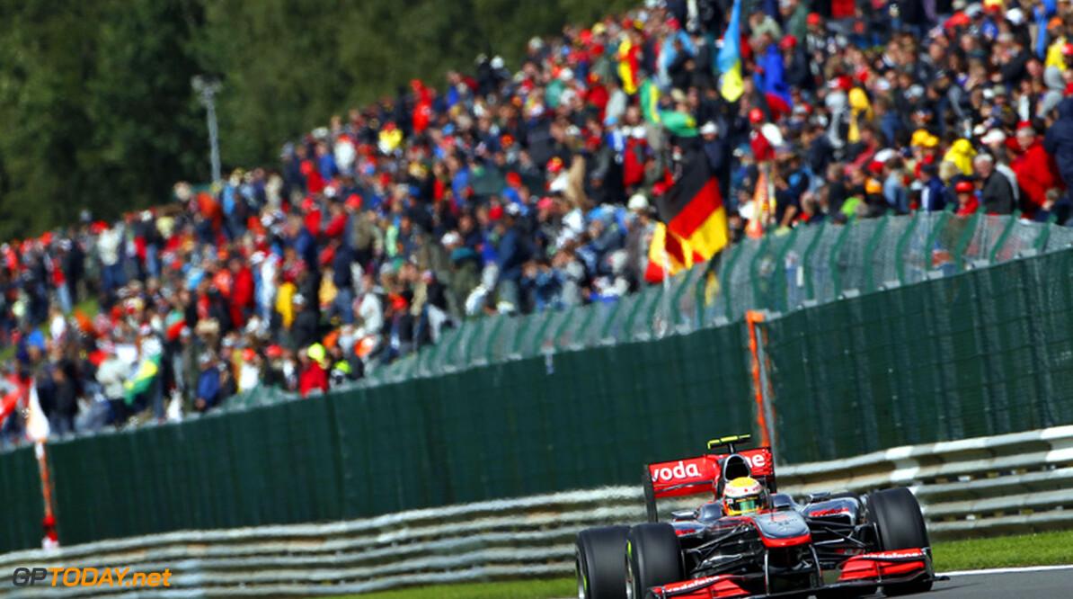 McLaren speelt op veilig en past auto aan voor strengere keuring