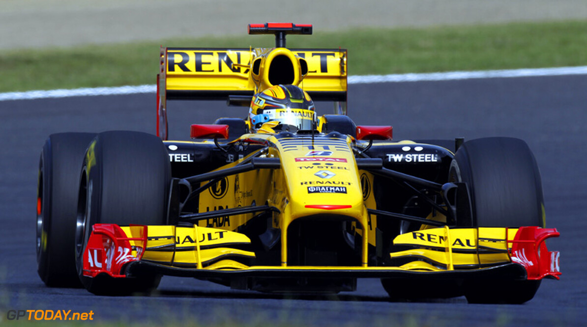 <b>Coureurs review deel 20:</b> Robert Kubica - Renault