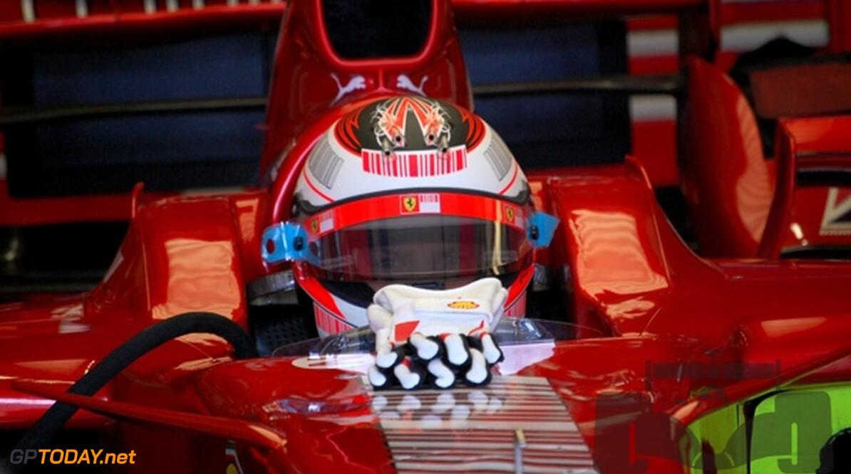 Ferrari-directeur sluit Raikkonen in zijn armen