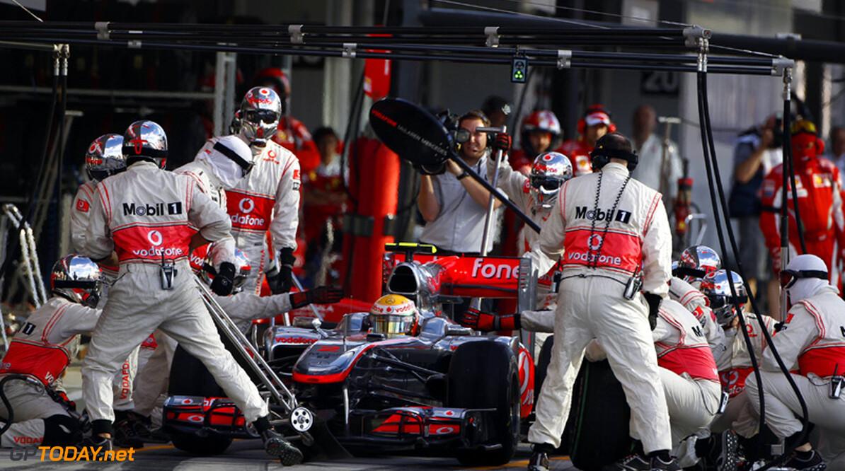 Hamilton op jacht naar titelkansen voor Abu Dhabi