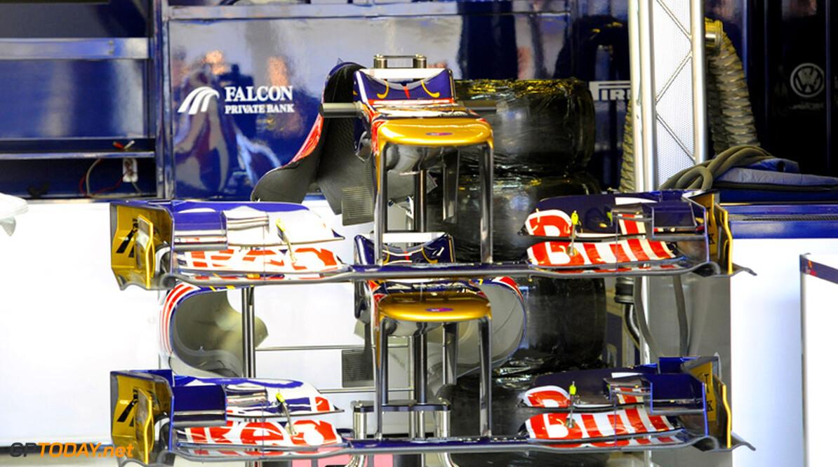 <b>Foto:</b> Eerste foto van nieuwe neus Scuderia Toro Rosso