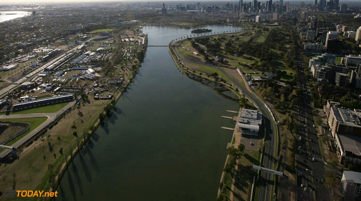 Melbourne baalt niet van verliezen seizoensopening