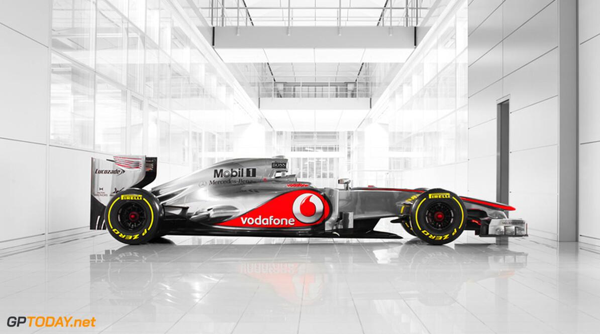 McLaren openbaart het nieuwste wapen, de MP4-27