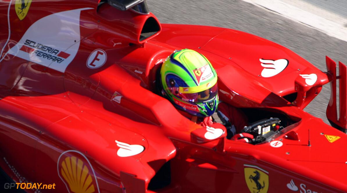 """Massa: """"Podium is niet buiten bereik voor Ferrari in Melbourne"""""""