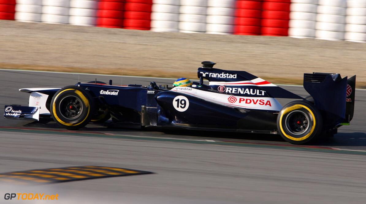 Senna stipt langzame bochten aan als zwakke punt van Williams