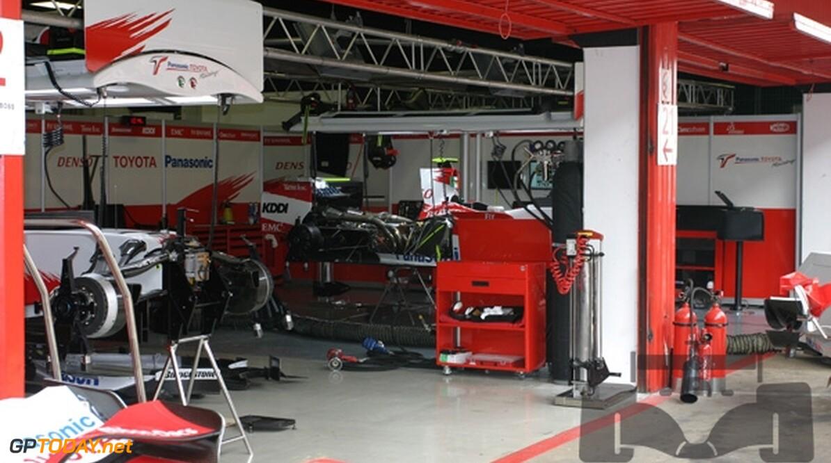 Timo Glock mag van CRB voor Toyota racen
