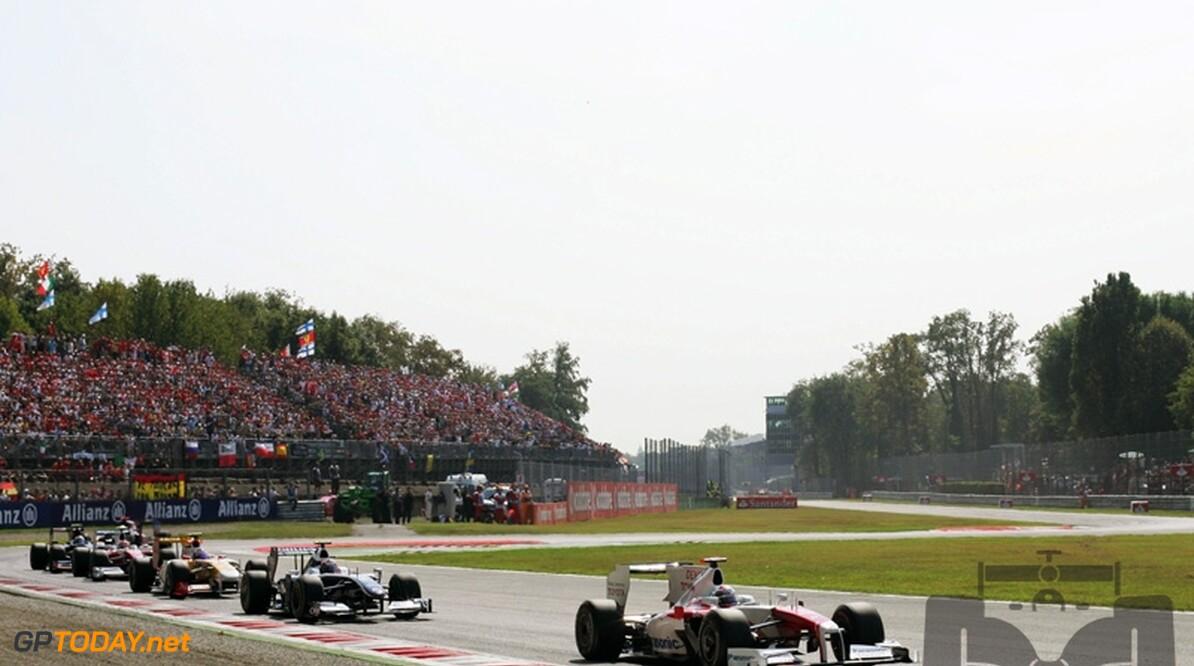 """Toyota: """"We hadden teveel downforce voor Monza"""""""