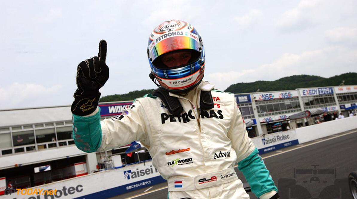 Carlo van Dam morgen bij RTL GP