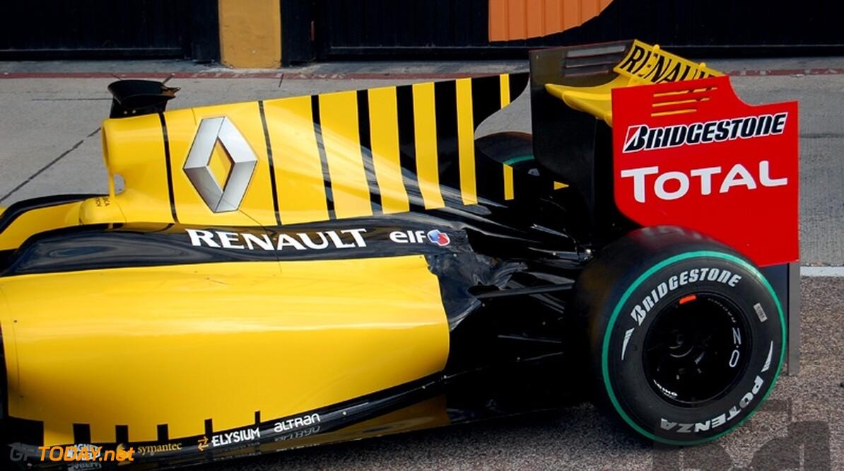 """Prost: """"Positief dat Renault zich op levering motoren concentreert"""""""