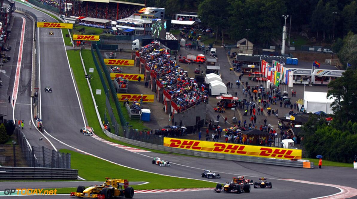 """Ecclestone: """"Grand Prix van België is in gevaar"""""""