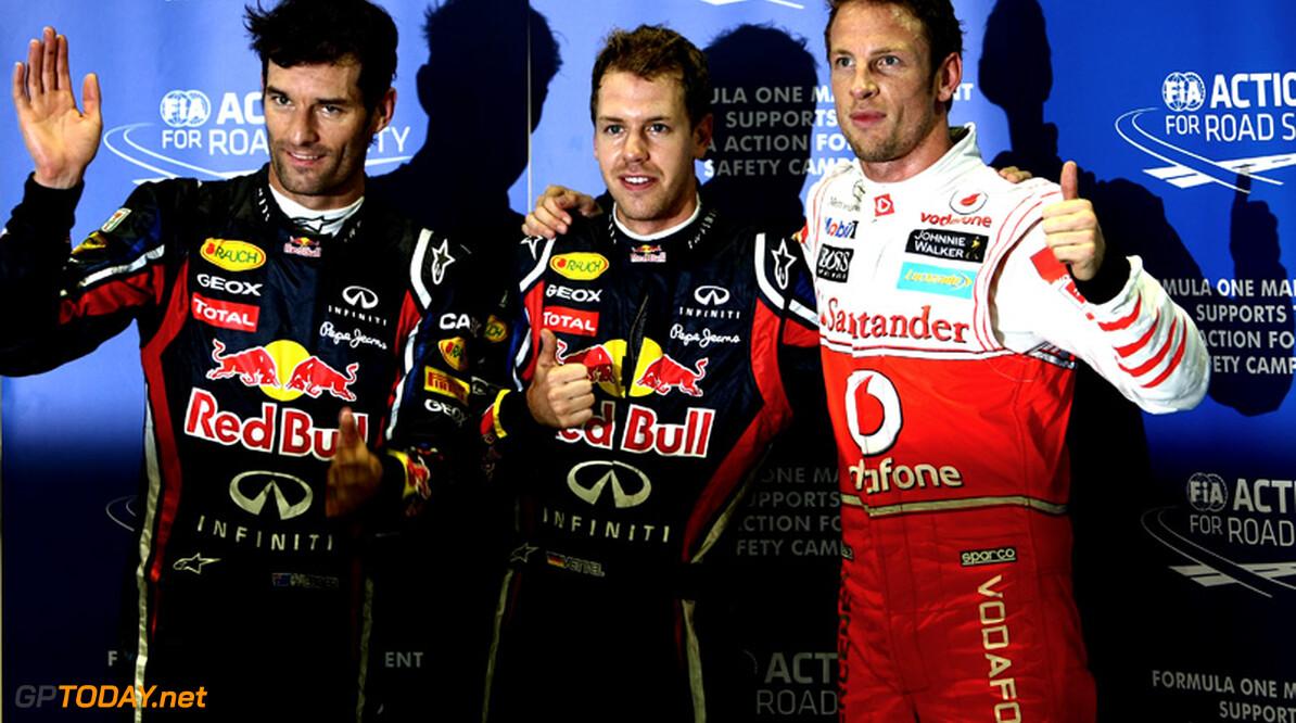 Vettel, Red Bull Racing en de BBC in de prijzen tijdens FIA gala