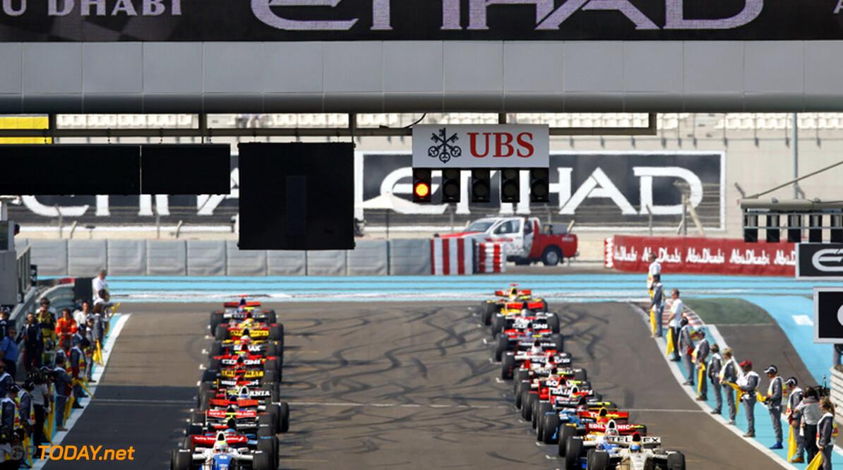 Yas Marina Circuit wel op kalender van GP2 Asia Series