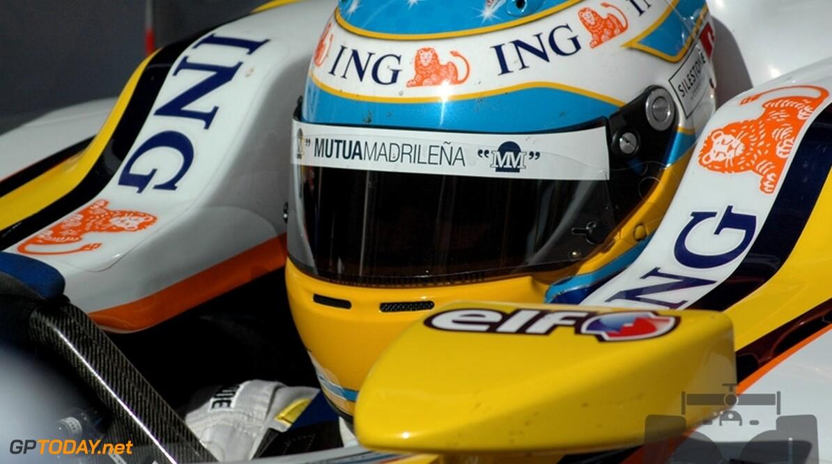 Renault eerste keus, vier andere opties voor Alonso